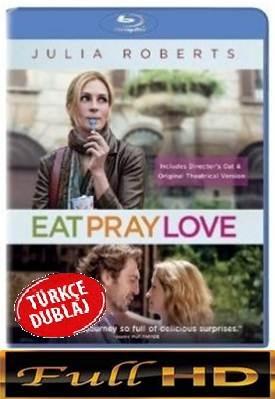 Ye Dua Et Sev-Eat Pray Love |1080p-720p Türkçe dublaj hd film izle