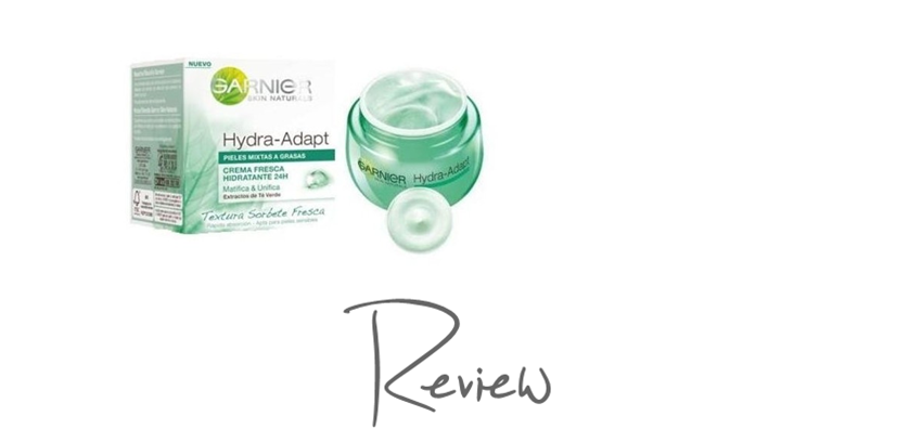 Garnier Hydra-Adapt  review