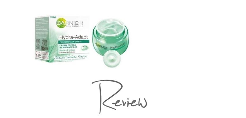 Garnier Hydra-Adapt  review