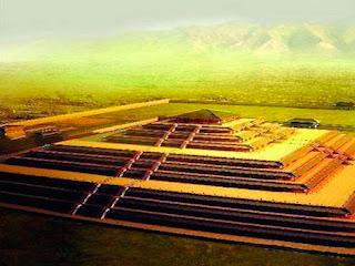 Αποκάλυψη: Η Λευκή πυραμίδα της ερήμου Τάκλα Μακάν στην Κίνα