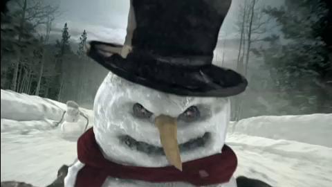 Gangsta Cartoons Pictures Gangsta Cartoon Snowman