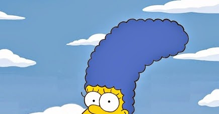 Humor chic humor chic cult marge simpson immortalized by alexsandro palombo - Marge simpson nud ...