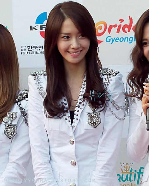 Beauty Eye YOONA SNSD