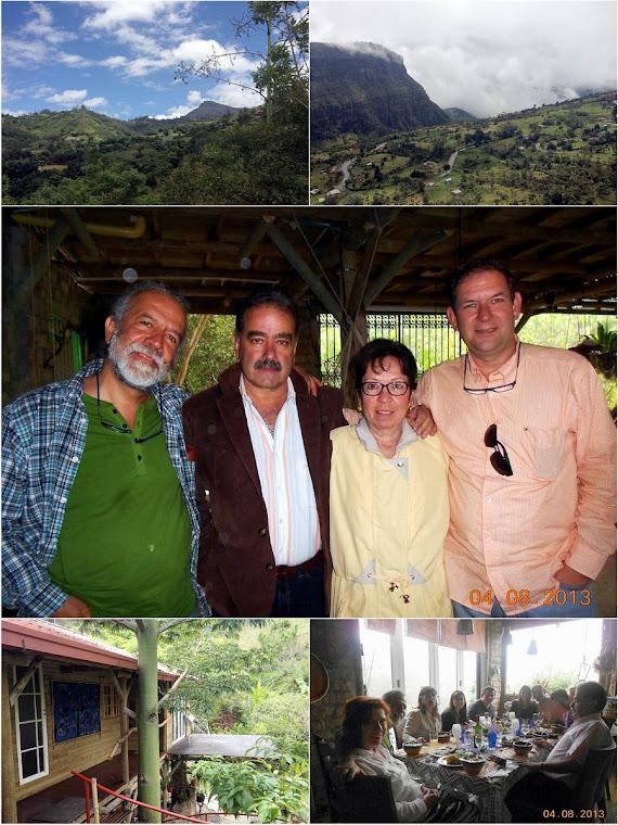 Arturo de la Pava Ossa, Jairo José Ossa Valencia, Lucero de la Pava Ossa, Gonzalo Ignacio Ossa Stip