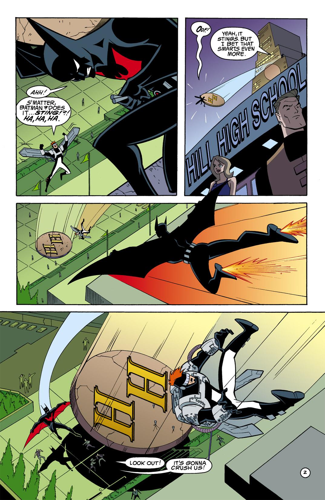 Batman Beyond [II] Issue #7 #7 - English 3