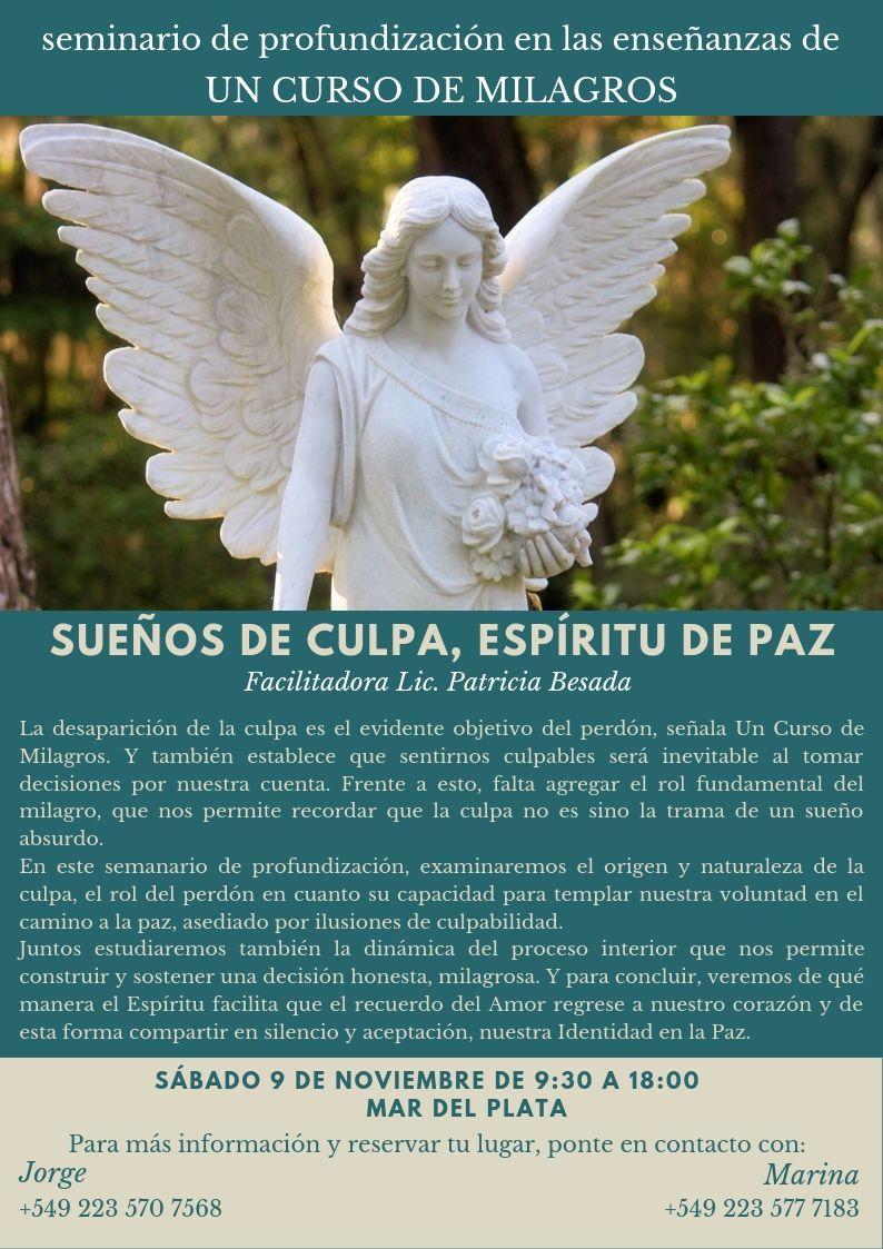 Seminario en Mar Del Plata