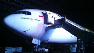 pesawat garuda dilengkapi wifi