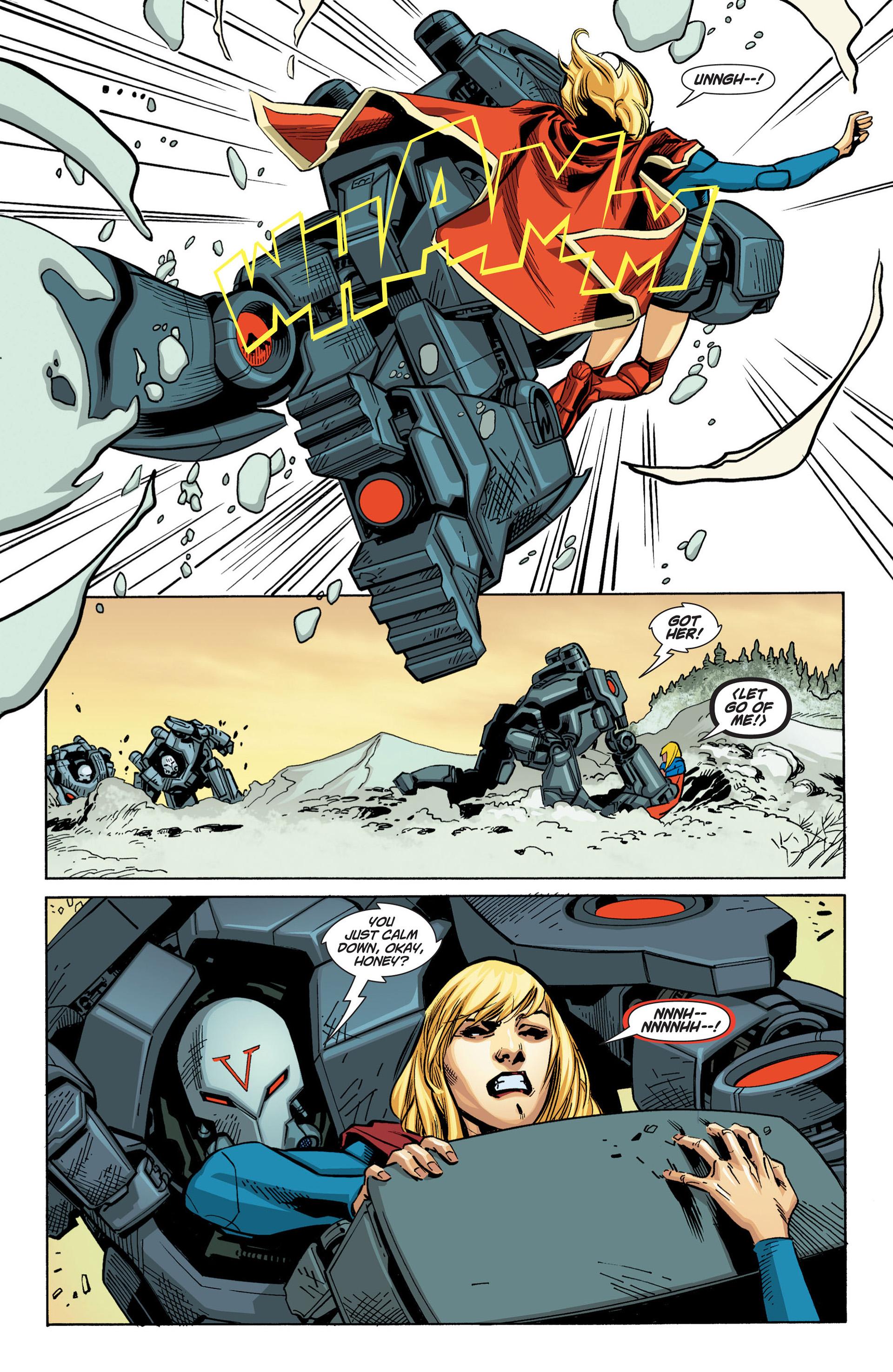 Supergirl (2011) Issue #1 #3 - English 18