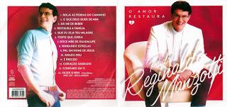 CD Padre Reginaldo Manzotti – O Amor Restaura (2015)