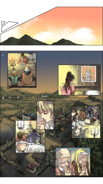 อ่านการ์ตูน Paladin 4 ภาพที่ 12