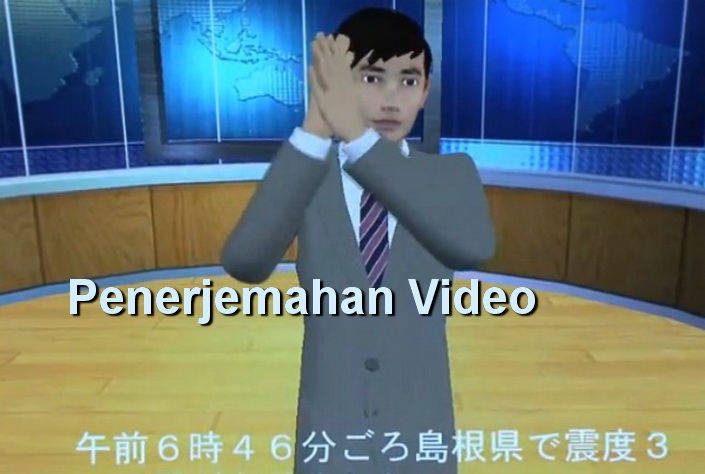 Penerjemahan Video