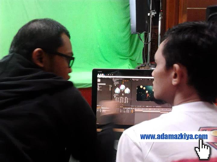 Greeen Screen Bandung