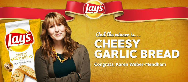 Lay's Do Us a Flavor Winner