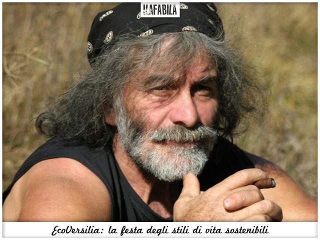 EcoVersilia: la festa degli stili di vita sostenibili - Mauro Corona