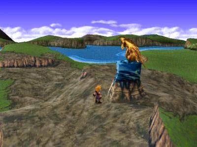 Final Fantasy VII Fort Condor