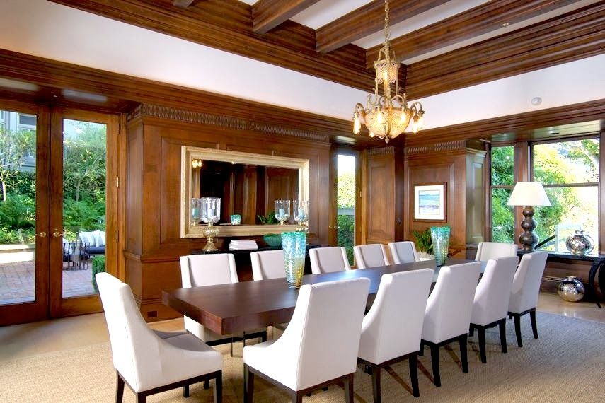 Room   Modern Mansion Living Room   Modern Mansion Dining Room
