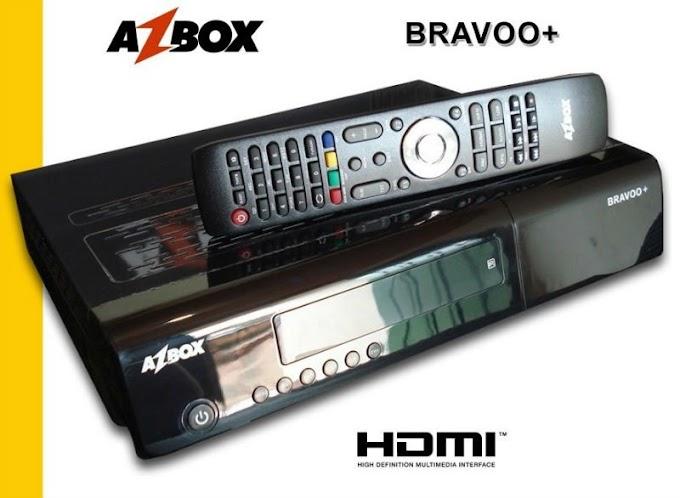 ATUALIZAÇAO  AZBOX BRAVOO+ SATMAEX 6 113 W E HISPASAT 30W - 13/03/2013
