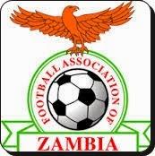 Bola Sepak Senarai Pemain Zambia ke AFCON 2015