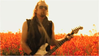 Adrian Smith Primal Rock Rebellion