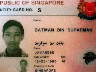 Batman Di Tangkap !!