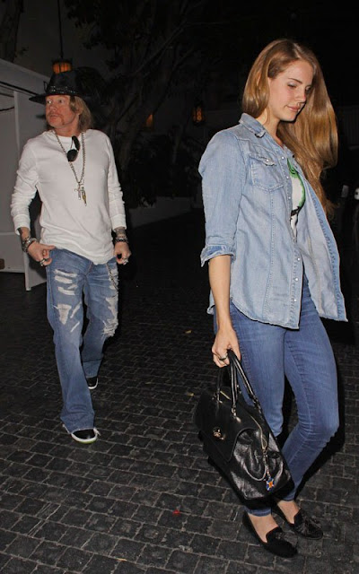Lana-Del-Rey-and-Axl-Rose-Romance-In-the-Works