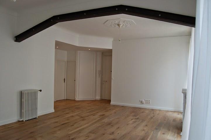 appartement type haussmannien industriel brok n deco. Black Bedroom Furniture Sets. Home Design Ideas