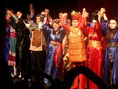 """Mulan"" – DMTC"