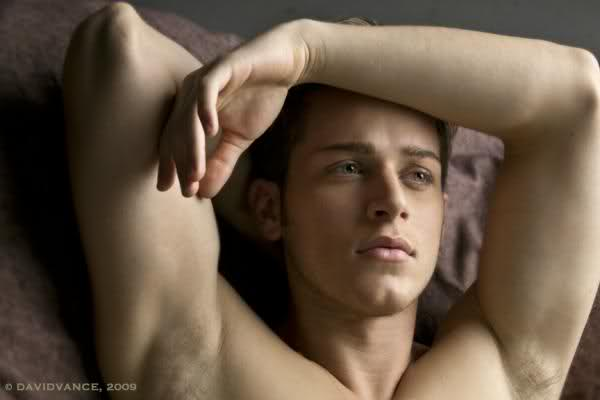Gorgeous Sexy Guys: Joshua Brickman by David Vance