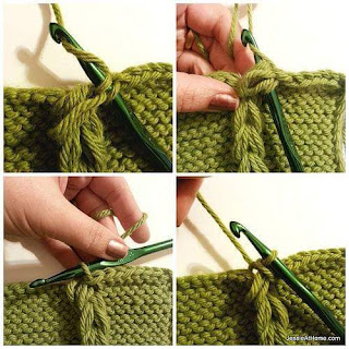 free knitting pattern for dropped and found wrap