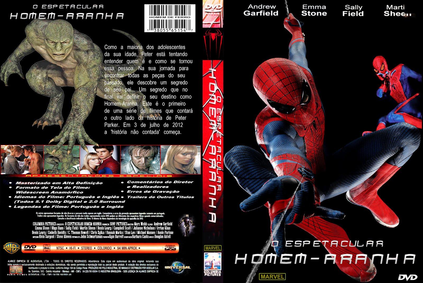 The Amazing Spider-Man 2012 Hindi Dual Audio …