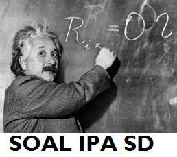 SOAL IPA SD