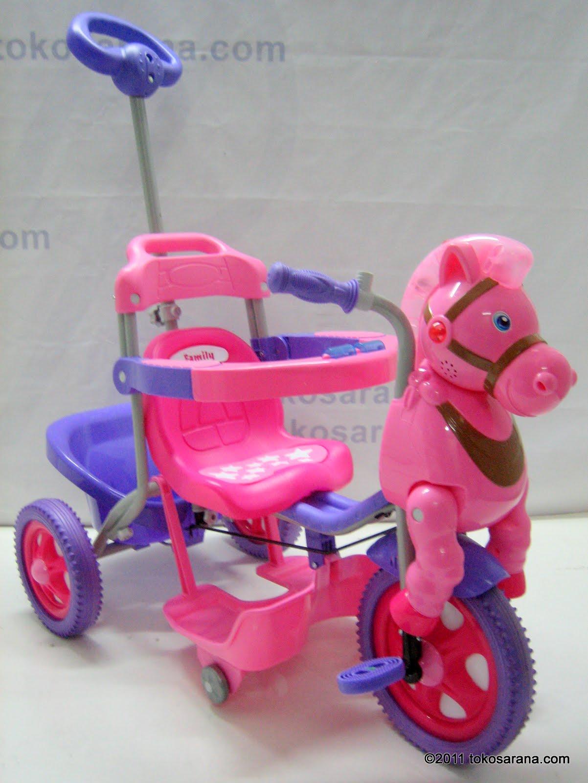 Keren gambar boneka kuda