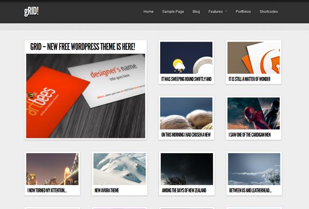 fresh free wordpress themes+%252818%2529 2012 En Güzel Bedava WordPress Temaları indir