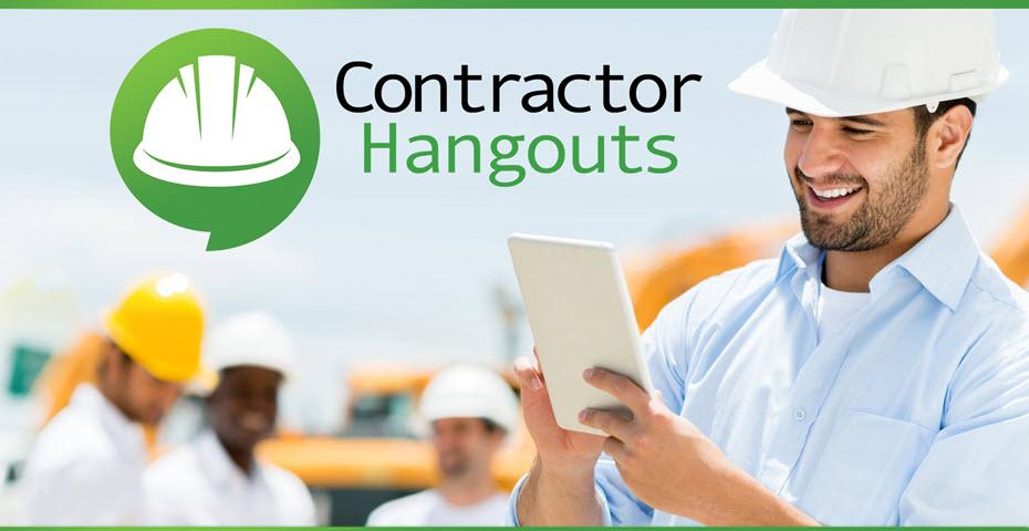 Contractor Hangouts