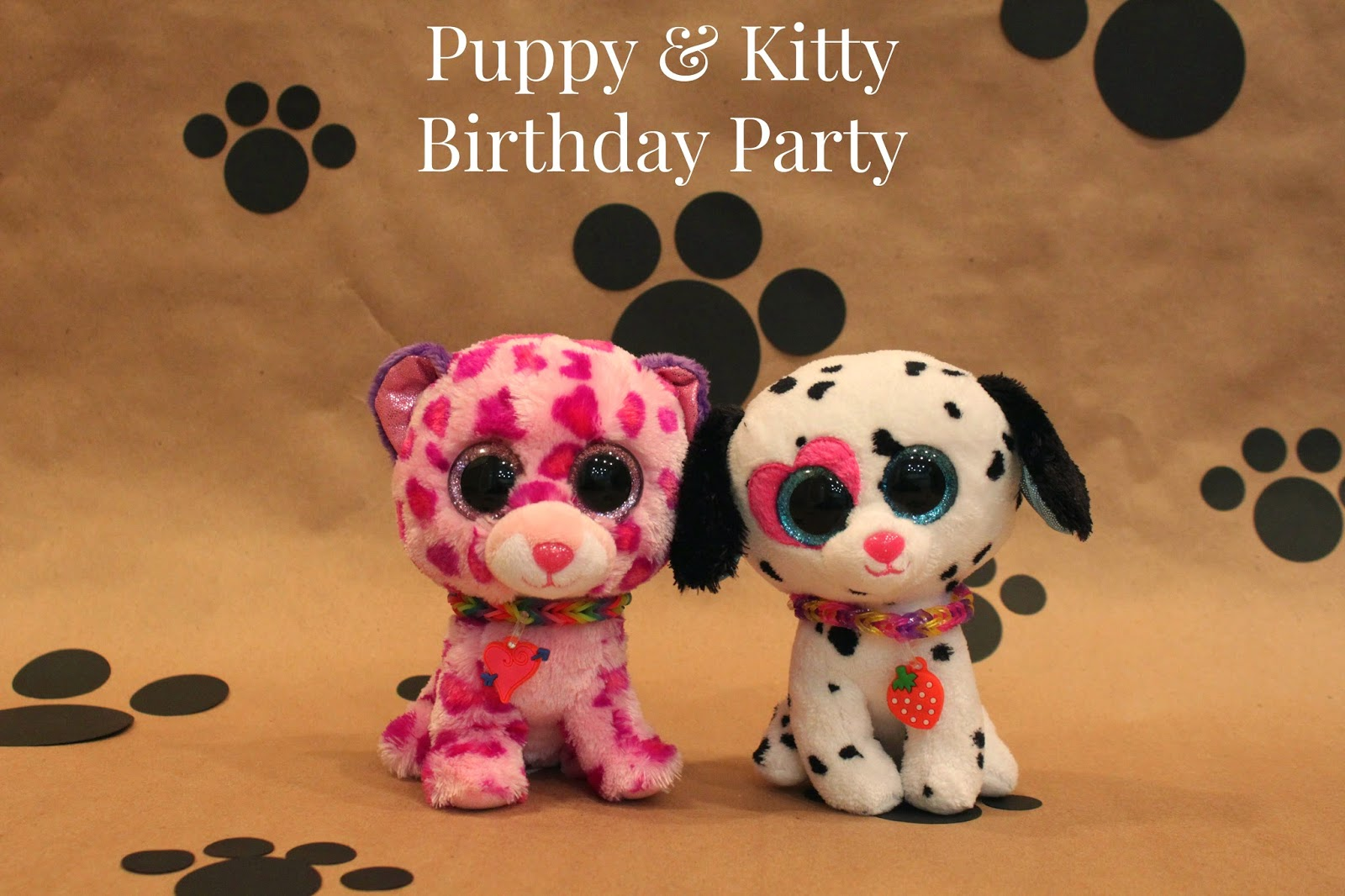Keeping Up With The Kiddos Puppy Dog Kitty Cat Birthday Party
