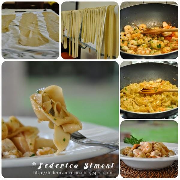 La cucina di federica pasta fresca senza uova con for Lecitina di soia in cucina