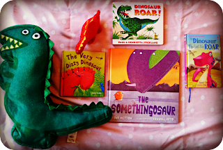 Dinosaur books