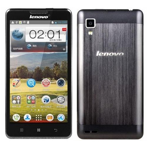 Sfesifikasi Lenovo P780 - 8GB