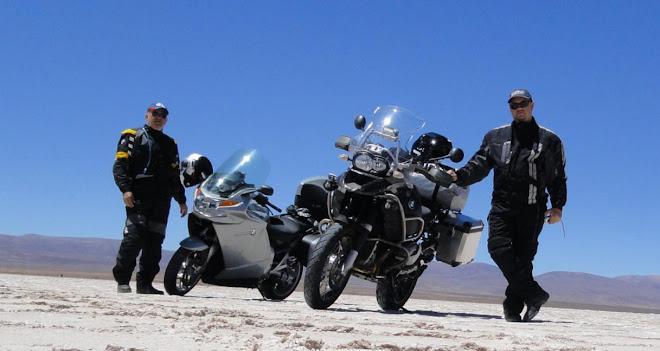 Viagens de Moto