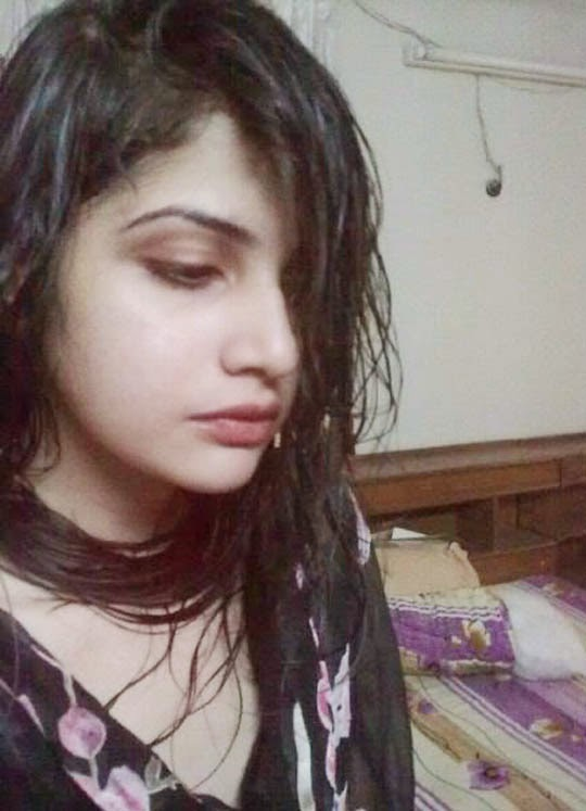 Beautiful Pakistani Girlfriend Photo