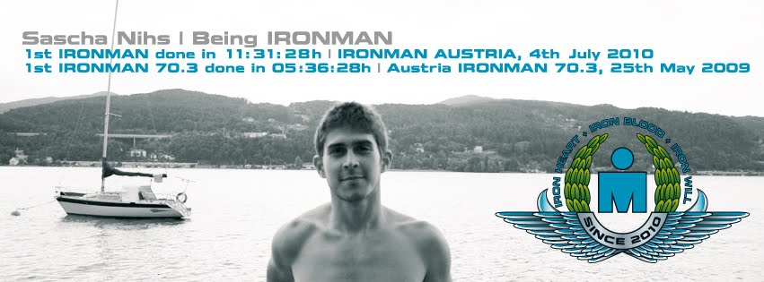 Sascha Nihs - Being iRONMAN since 2010