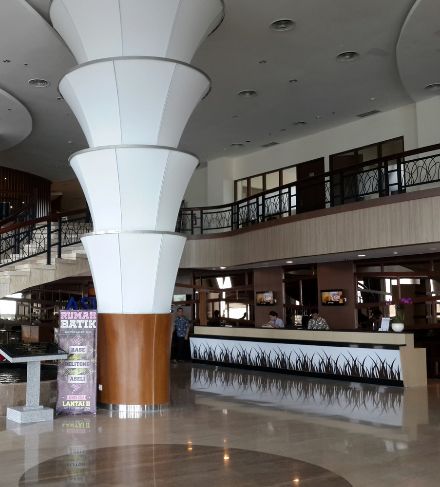 Tesyasblog 2014 Jadwal Libur Jasmine Shopp The Lobby Of Aston Belitung