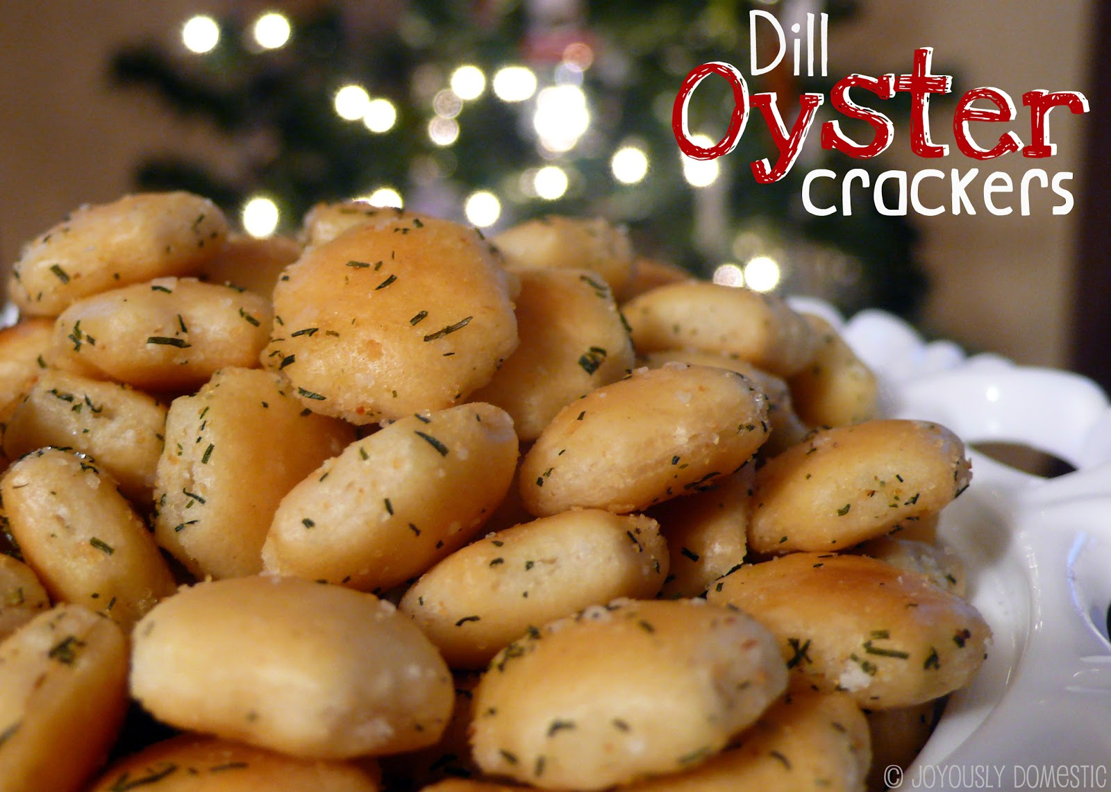 DIY Oyster Crackers Recipe — Dishmaps