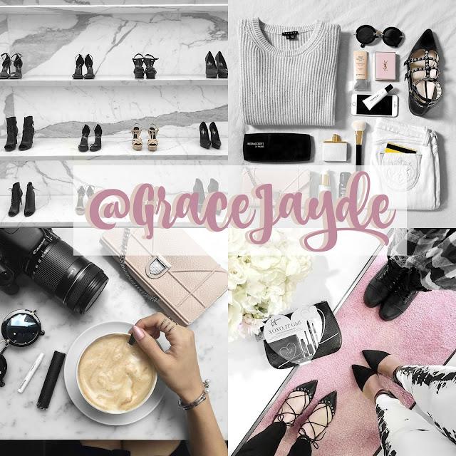 Favorite Instagram Account GraceJayde