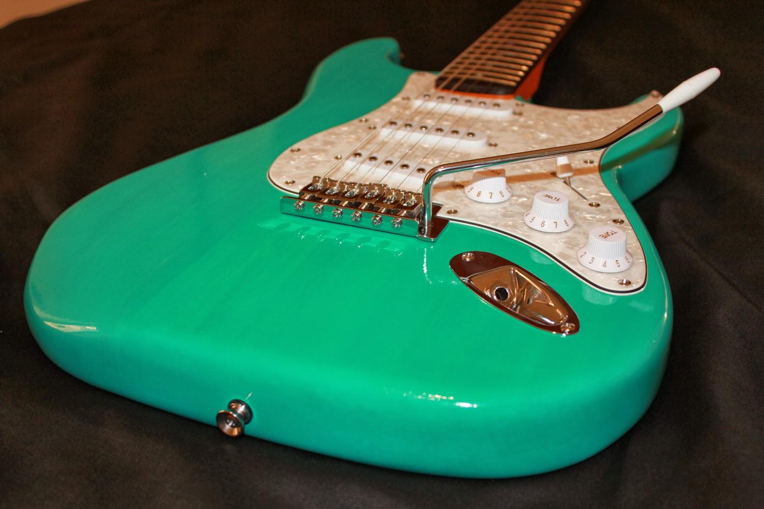 Guitar Kit Builder: October 2013