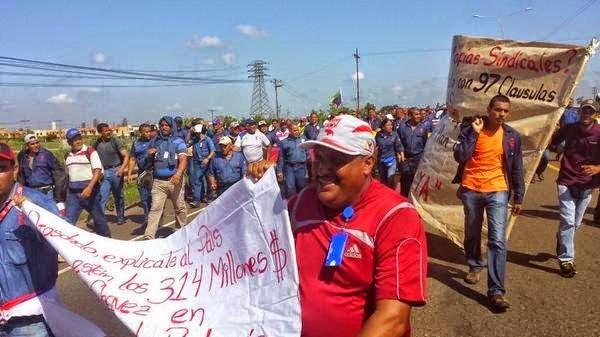 SIDOR / La batalla decisiva de sus trabajadores