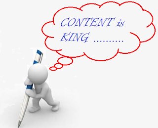 Content is king, Create killer content