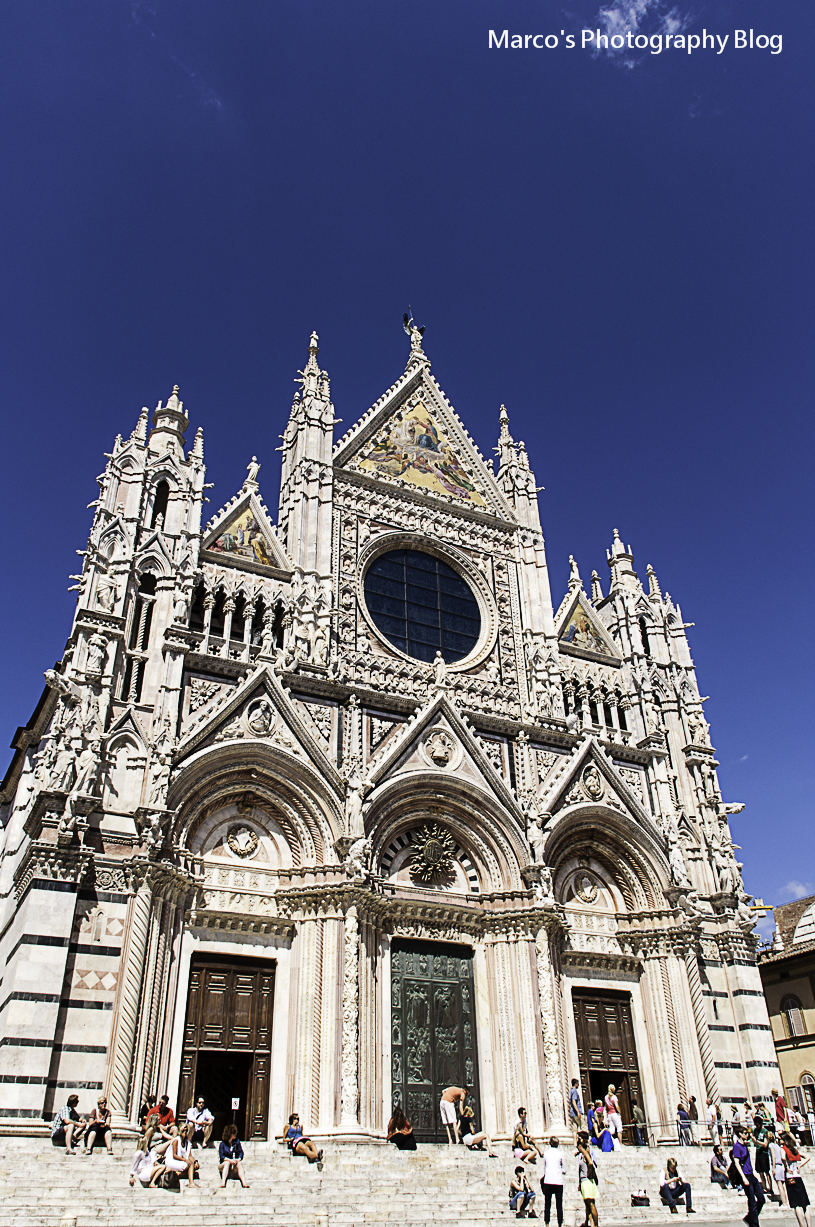 Marco\'s Photography Blog: Cathedral of Siena