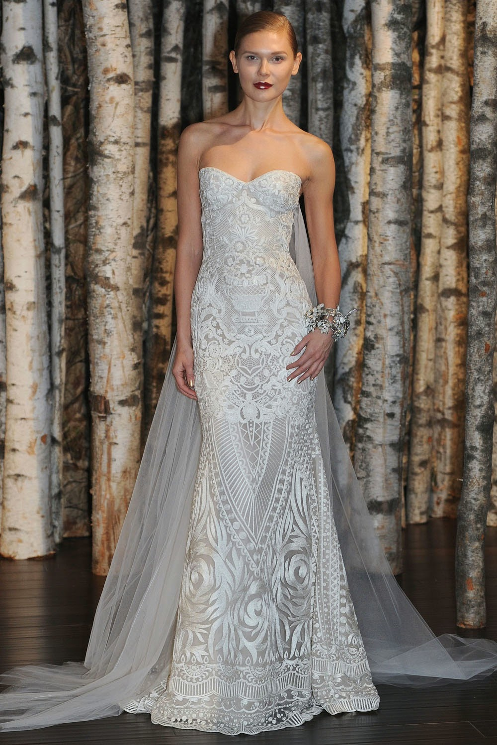 Naeem Khan Spring 2015 Wedding Dresses