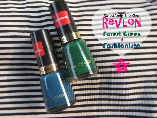 revlon fashionista 453 forest green 466 revlon 80 year anniversary